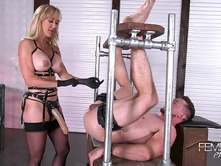 Girl friend Brandi Love Fucks Her Slave Wi - brandi love